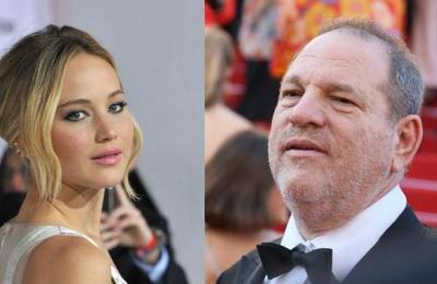 Harvey Weinstein sobre Jennifer Lawrence: 'Me acosté con ella y ahora tiene un Oscar'