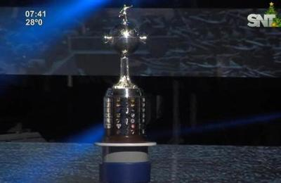 Se realizó el sorteo de la Copa Libertadores