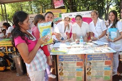 Programa contra la desnutrición asiste a unas 26 mil personas en Alto Paraná