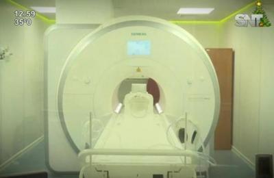 Inauguran equipo de resonancias magnéticas único en el país