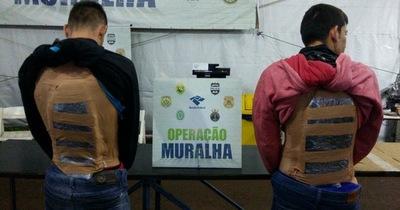 """Concluye """"Operación Muralla 2018"""" en San Miguel de Yguazú"""
