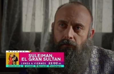 ¡Esto es lo que se viene con Suleiman, El Gran Sultán!