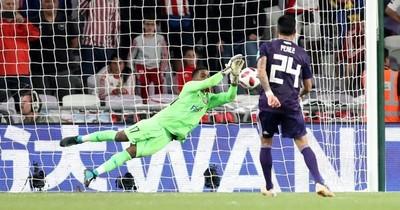 El Al Ain sorprende en los penaltis y es el primer finalista