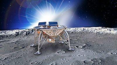 Israel presentó su primera cápsula lunar, que lanzará en 2019