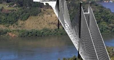 Este viernes presidentes de Brasil y Paraguay autorizarán construcción de dos puentes