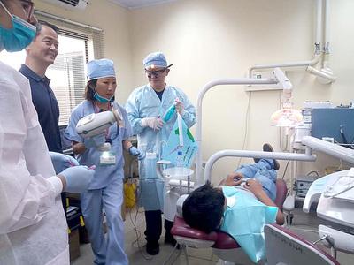 Médicos taiwaneses detectan falta de higiene dental y buena alimentación