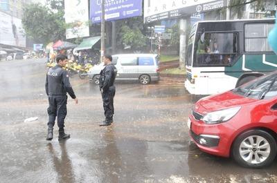 Tráfico vehicular se normaliza tras detectarse el boicot de agentes