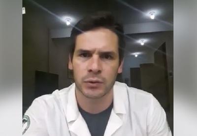 Ministro de Salud felicita a médico que denunció irregularidades