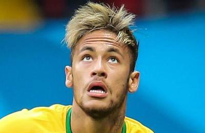 Las burlas que generó el radical cambio de look de Neymar