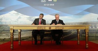 Presidente de Brasil y Paraguay acuerdan construcción de dos puentes