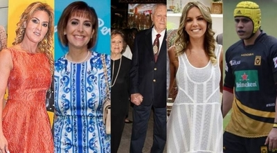 HOY / Herencia de Zuccolillo, alrededor  de US$ 1.000 millones: guerra de  hijas contra hijo extramatrimonial