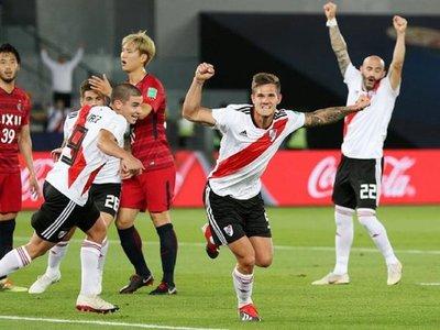 River Plate golea, se queda con el tercer puesto e inicia la fiesta