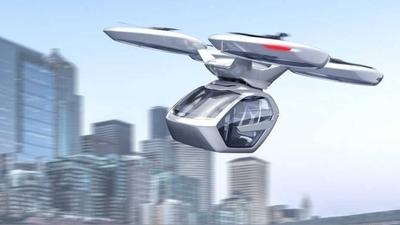 HOY / La próxima revolución del transporte está en el aire: los autos voladores, cada vez más cerca