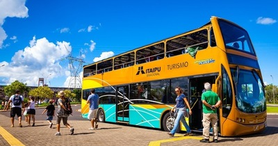 Área de turismos de la Itaipú hará una pausa este lunes 24 y 25 de diciembre