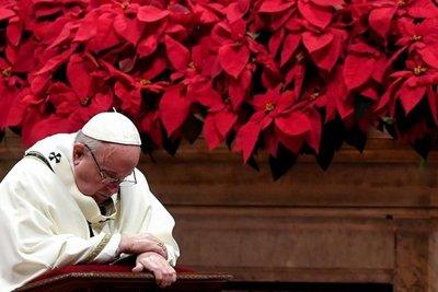 """Papa Francisco critica la """"voracidad consumista"""""""