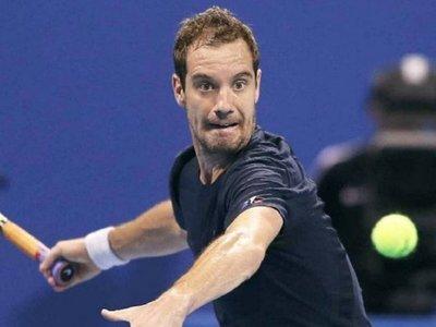 Gasquet no jugará el Open de Australia por una pubalgia