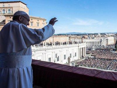 El Papa apela a la fraternidad entre los pueblos en mensaje de Navidad