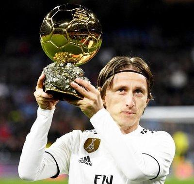 El año de Luka Modric