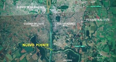 Producción paraguaya tendrá nuevos corredores de exportación con nuevos puentes
