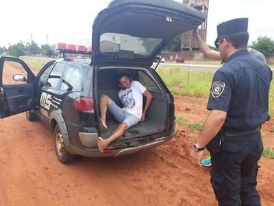 Presunto criminal requerido por la Justicia Brasileña es expulsado