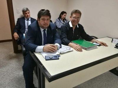 Froilán Peralta irá a juicio oral