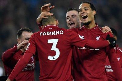 Liverpool sale más líder del 'Boxing Day'