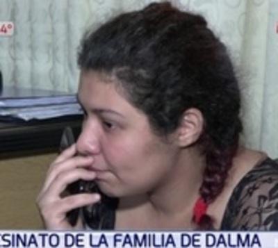 Compañera de Bruno Marabel amplía su declaración y pide su libertad