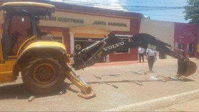 Horqueta: Destruyen roncadores de motocicletas