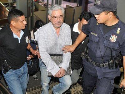 Lucha de #UNAnotecalles lleva al ex rector Froilán Peralta  a juicio oral