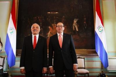 Nuevos embajadores ante EE.UU. y Turquía prestaron juramento