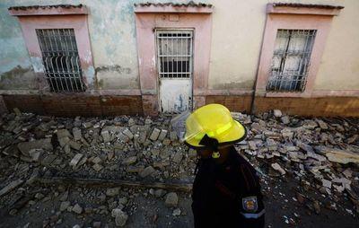 Temblor seguido por veintena de réplicas se sintió en Caracas y buena parte de Venezuela