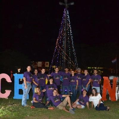 Concepción: Ante ausencia municipal, jóvenes mejoran rotonda