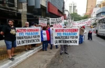 Caja Bancaria: Jubilados sostienen que la Fiscalía General debe expedirse para llevar el caso a juicio oral y público