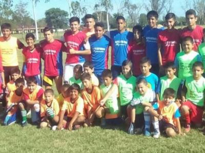 Escuela de Fútbol de Pilar abarcará todo Ñeembucú
