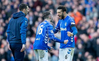 Rangers gana al Celtic seis años después