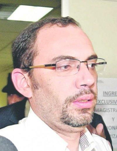 González Daher lideró una asociación criminal, según acusa la fiscalía