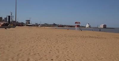 Con batucada corregirán infractores en playas encarnacenas
