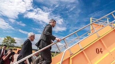 HOY / Abdo Benítez viajó al Brasil para participar de asunción de Jair Bolsonaro