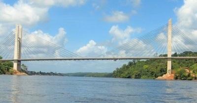 Para Capaco nuevos puentes con Brasil impulsará un fuerte desarrollo