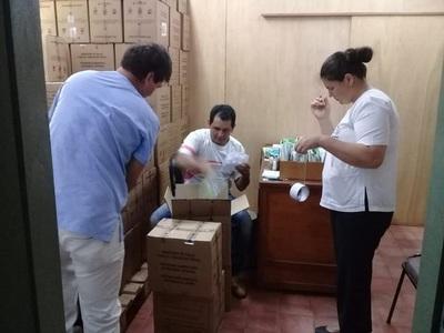 PANI llega a los distritos de la Quinta Región Sanitaria