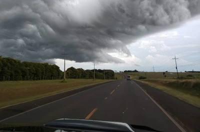 Sensación térmica de 42°C y probabilidades de lluvias para hoy jueves