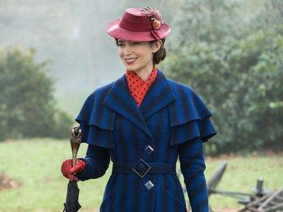 Mary Poppins regresa entre primeros estrenos