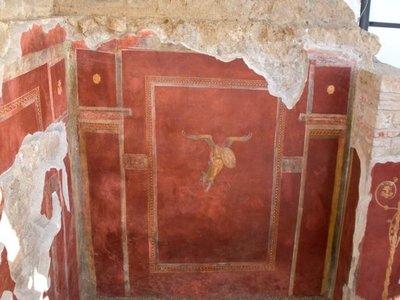 """Pompeya reabre restaurada """"Escuela de los gladiadores"""""""