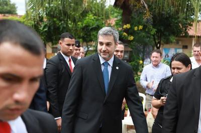 Presidente desarrollará hoy su agenda oficial en Palacio de López