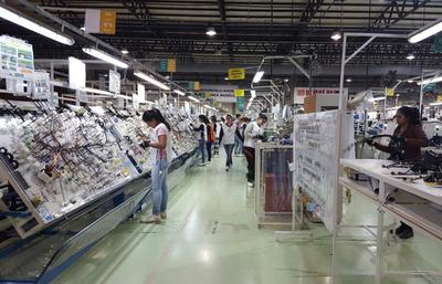 Exportaciones de maquila trepan a US$ 675 millones en 2018