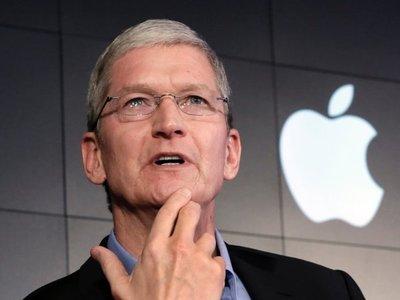 Apple se derrumba por su guía de ventas