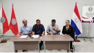 Gobernación de Misiones anuncia 50 becas para estudiantes de la FIUNA