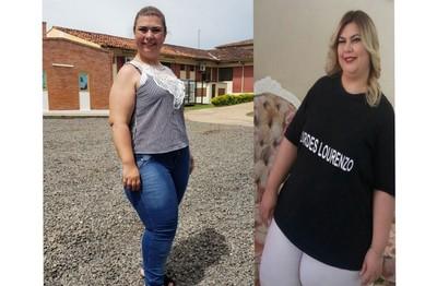 Lourdes Lourenzo, la ignaciana que perdió casi 50 kilos en un año y dos meses