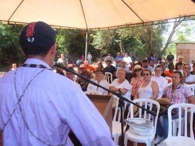 Cuestionan a presidenta del Indi en un acto en Caaguazú