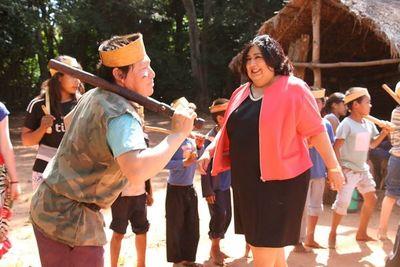 Más protección a la niñez y adolescencia Indígena del Departamento de Caaguazú